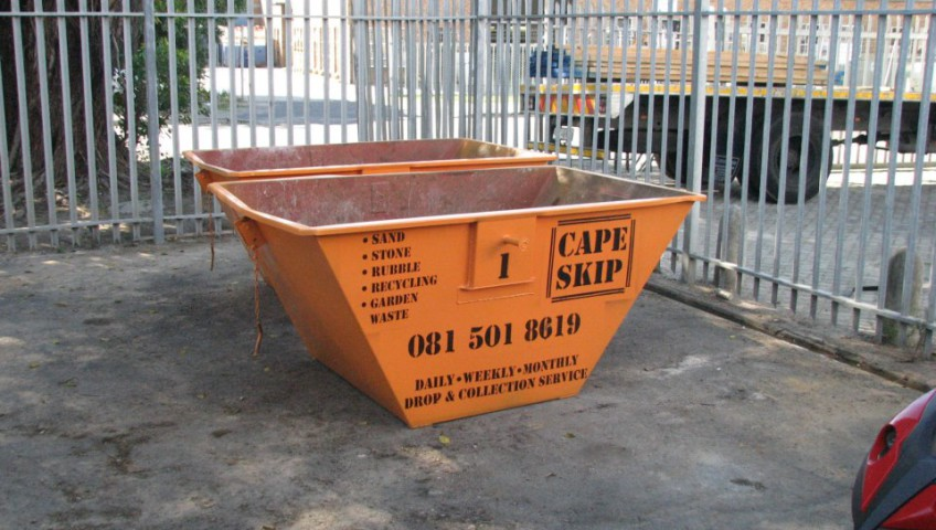 Cape Skip bins rental