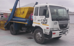 skip-bin-and-truck