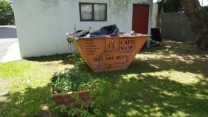 skip rental for household waste