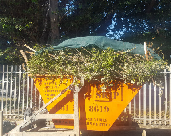 garden waste removal cape town